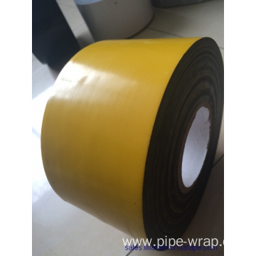Anticorrosion tape for onshore and offshore pipelines